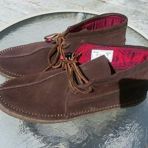 EMERICA LEATHER SUEDE SHOES 13